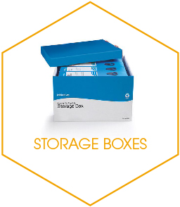 Buy Storage Boxes Online From UK Stationery and Packaging Suppliers Kempco in Essex