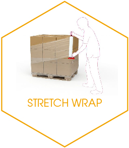 Buy Stretch Wrap Online From UK Stationery and Packaging Suppliers Kempco in Essex