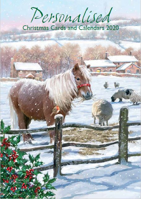 Buy Personalised Christmas Cards From Kempco in the UK