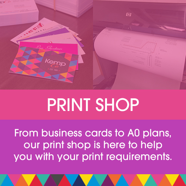Print Shop in Witham Essex in the UK - KempCo Ltd