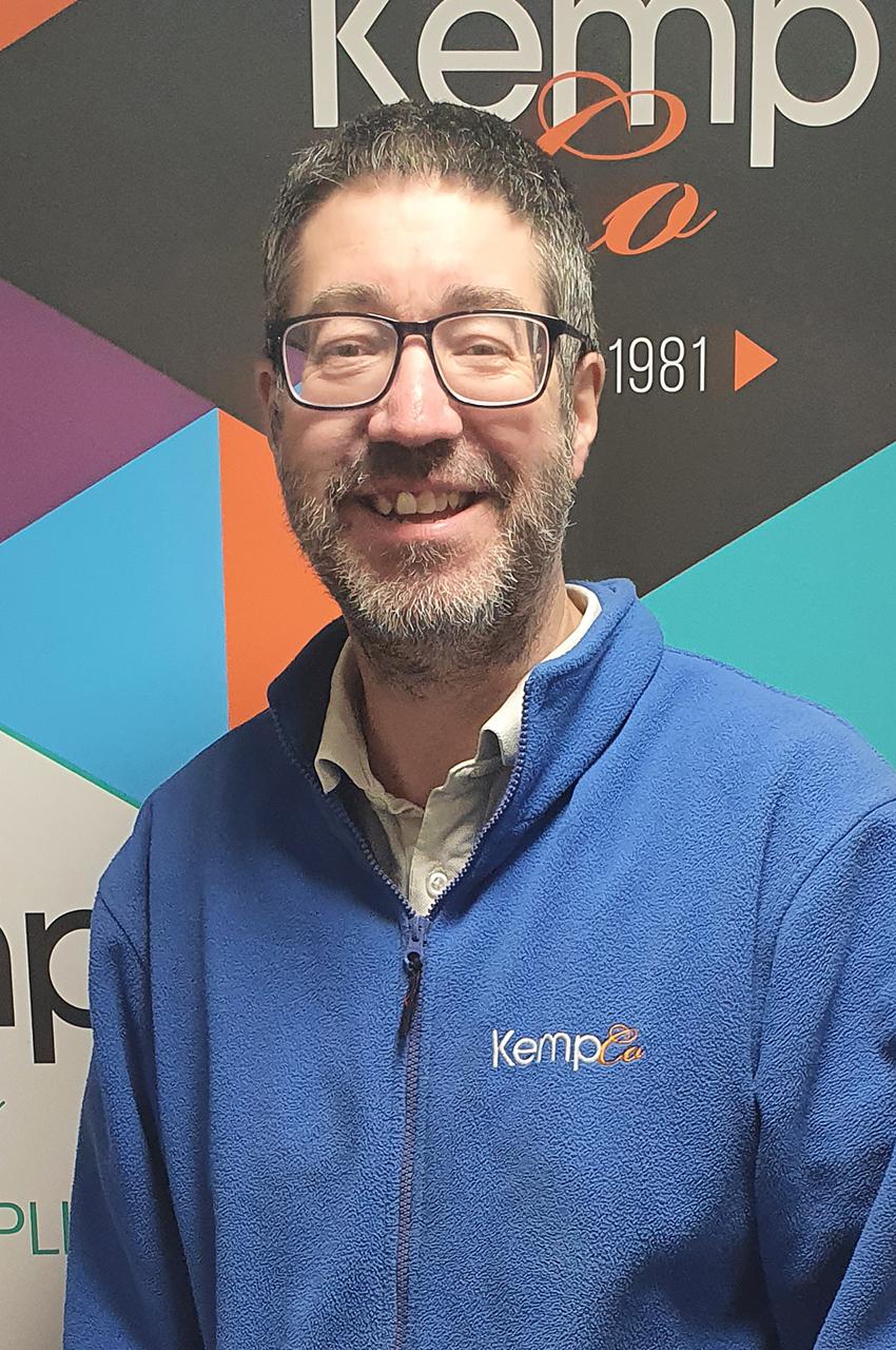 Martin Eggleton - Delivery Driver at KempCo