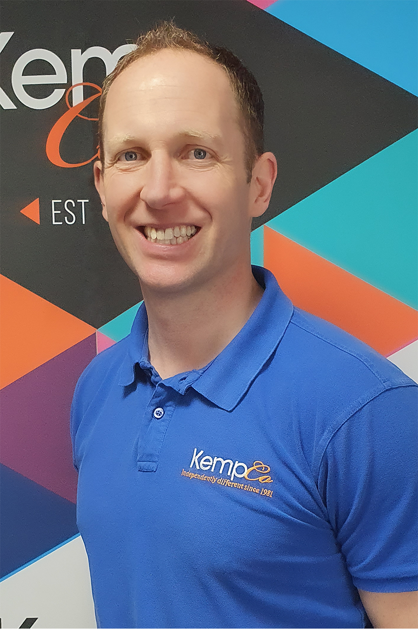 Paul Gardener - Managing Director at KempCo