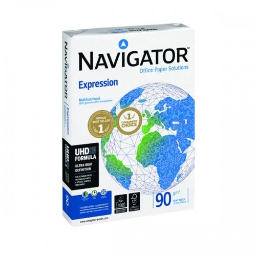 Navigator Expression A4 Paper 90gsm 500sh