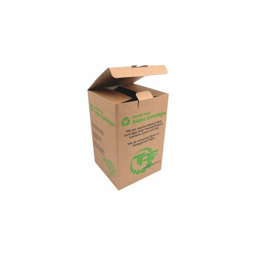 Used Toner Cartridge Recycling Collection Box