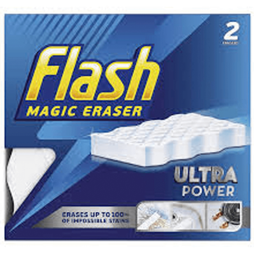 FLASH MAGIC ERASER - ULTRA POWER
