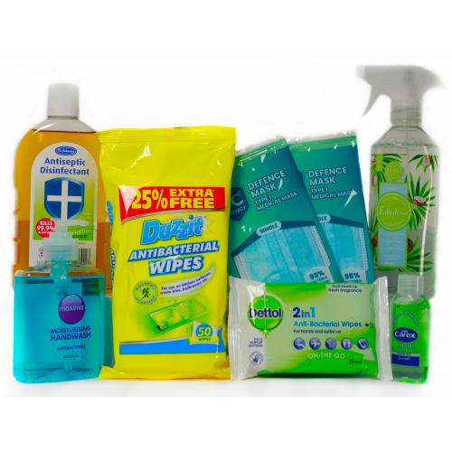 Standard Hygiene Pack