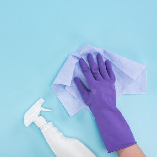 Antibacterial Cleaners
