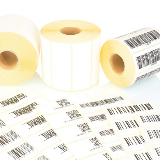 Printed Parcel Labels