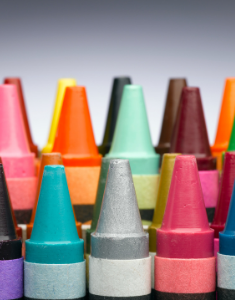 Wax Pencils & Crayons
