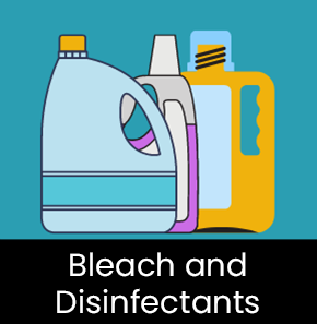 Bleach and Disinfectants