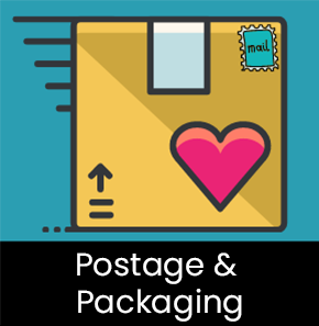 Image taking you to Postage and Packaging key category