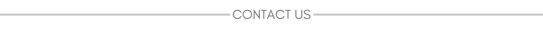 banner stating contact us