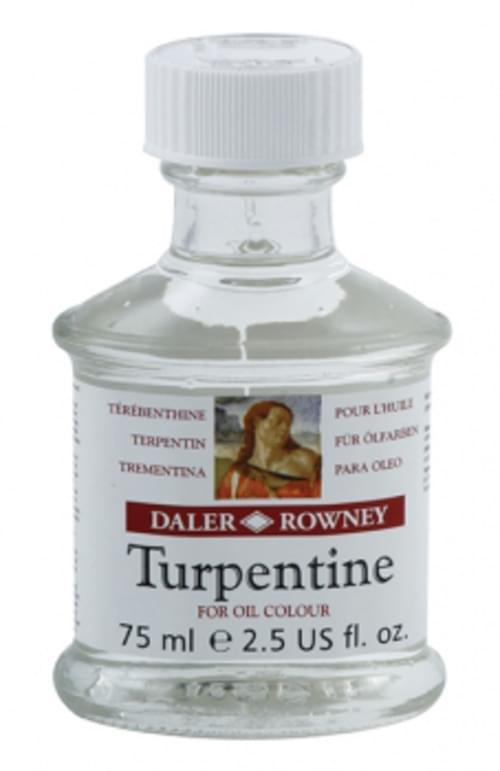 Daler-Rowney Turpentine - 75ML