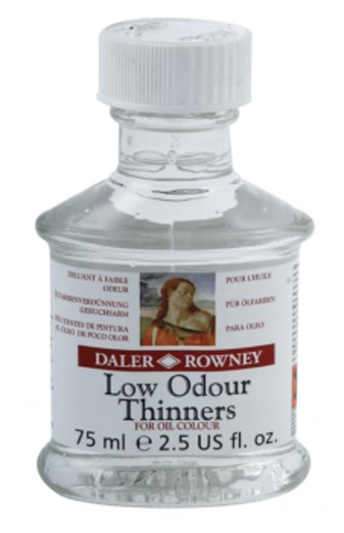 Low Odour Thinner - 75ML
