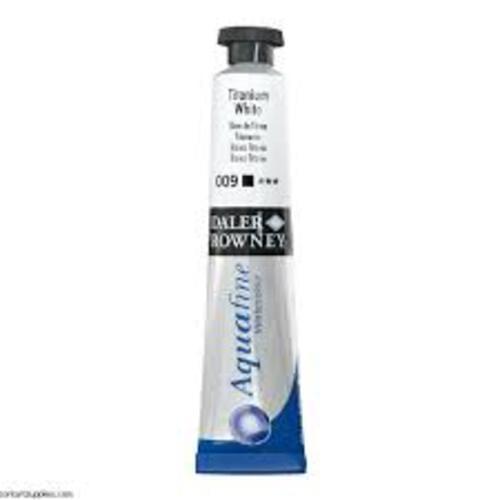 Aquafine Watercolour 8ml Titanium White
