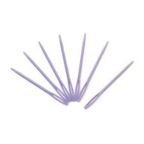 Large Eyed Plastic Needles - 152MM