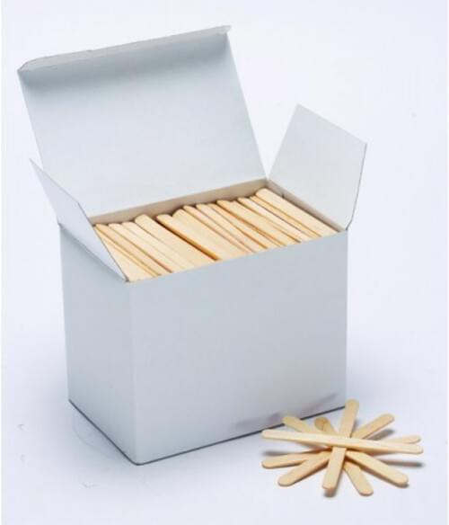 Natural Craft Sticks - 1000pk