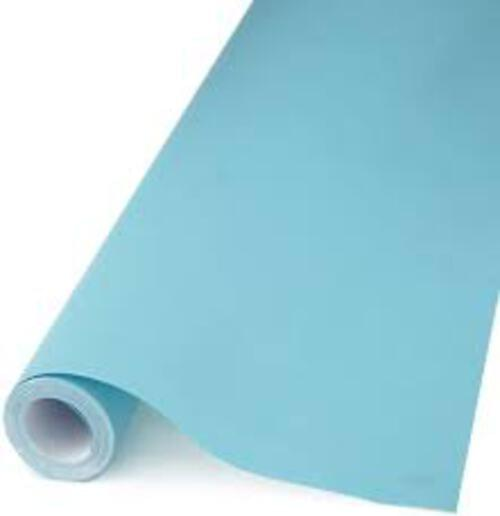 Poster Rolls Extra Wide 1.2m x 15m - Bright Blue