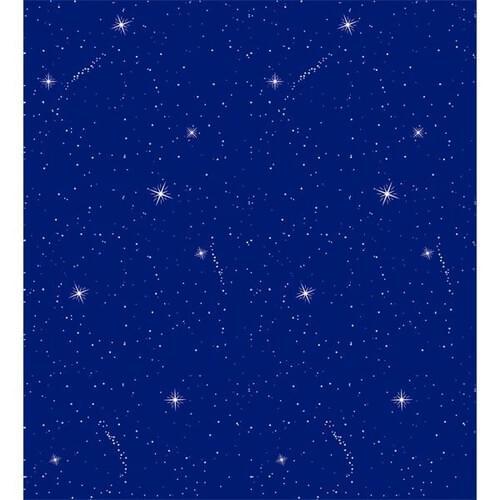 "Design Paper Rolls - Night Sky - 48"" x 50ft"