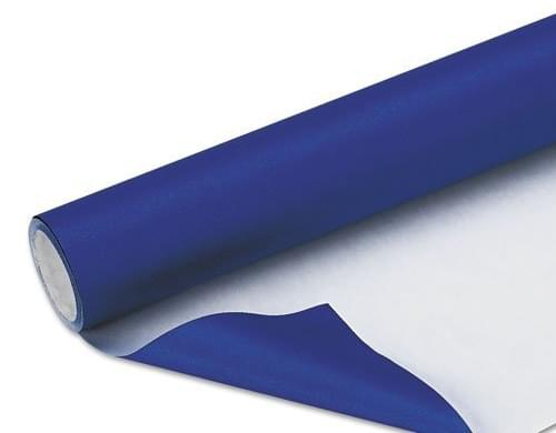 Fadeless Display Paper Royal Blue Colour - 15m
