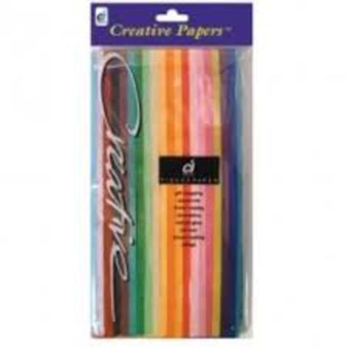 HAZA Tissue Assorted Rainbow Spectrum Pack - 20 Sheets