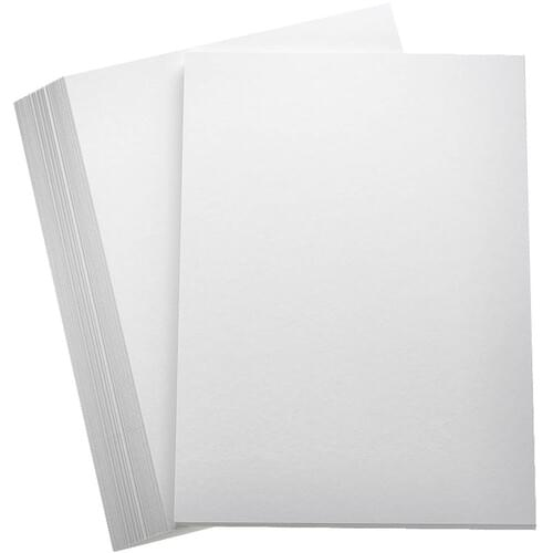 A4 White Card 100 sheet Pack - 230g