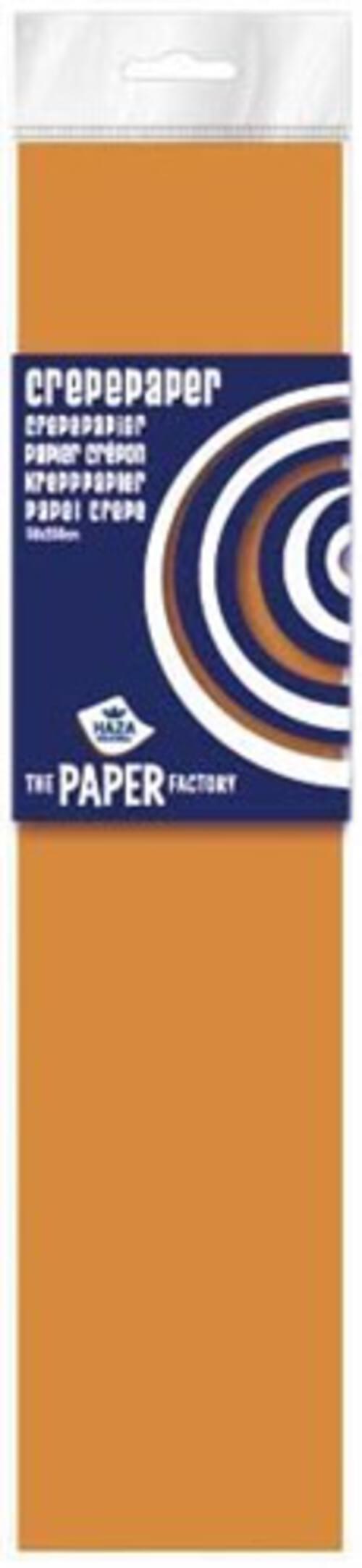 Haza Crepe Paper  - Orange