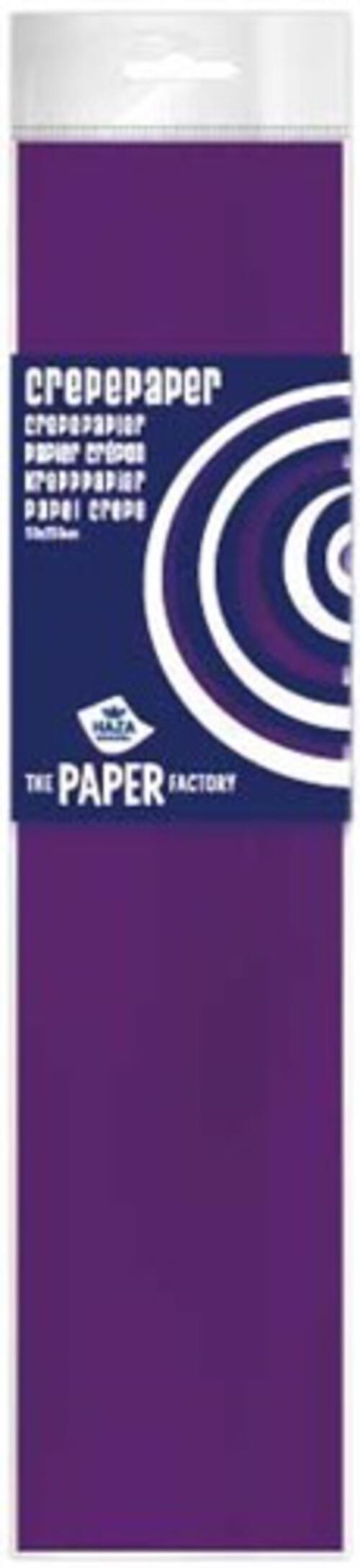 Haza Crepe Paper  - Purple