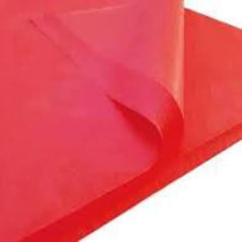 Tissue Paper Single Colour Red - 5 Sheets