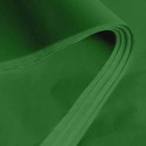 Tissue Paper Single Colour Xmas Green - 5 Sheets