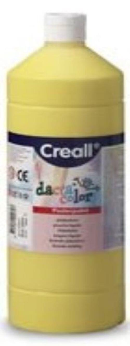 Creall Poster Paint - Yellow