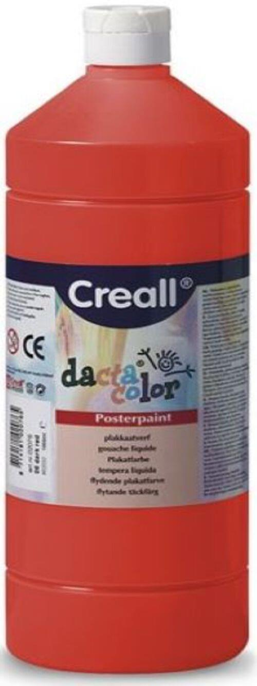 Creall Poster Paint - Red