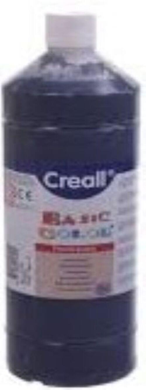 Creall Poster Paint - Black