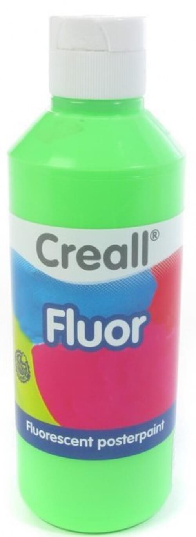 Flourescent Paint 250ml - Green
