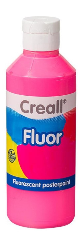 Flourescent Paint 250ml - Pink