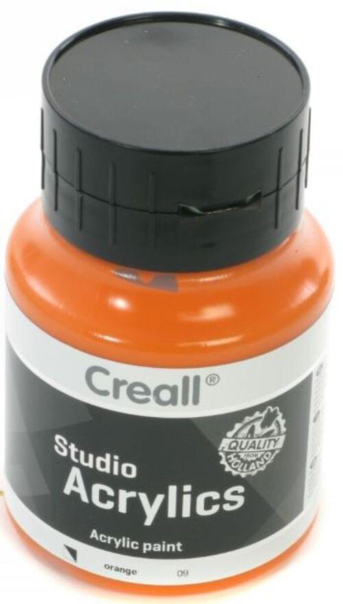 Creall Studio Acrylic 500ml - Orange