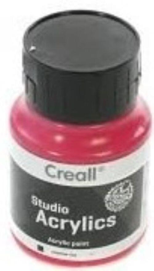 Creall Studio Acrylic 500ml - Magenta Pink