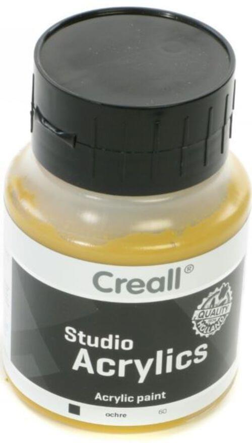 Creall Studio Acrylic 500ml - Ochre