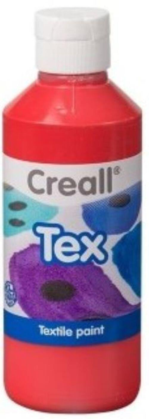 Textile Paint 250ml - Red