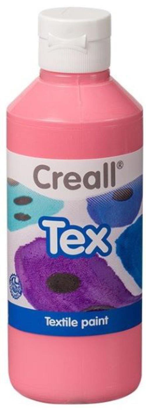 Textile Paint 250ml - Pink