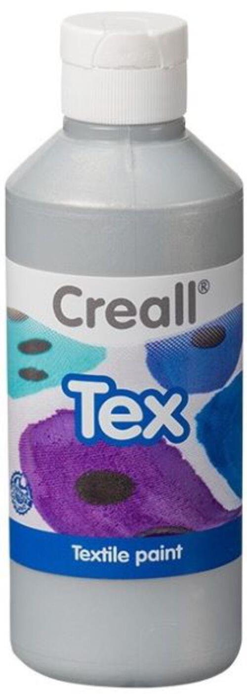 Textile Paint 250ml - Silver
