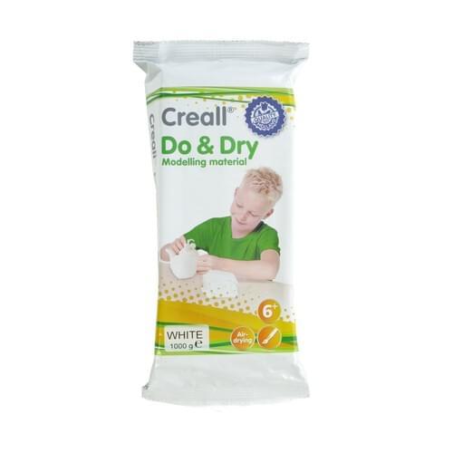 Creall Do & Dry White-1KG
