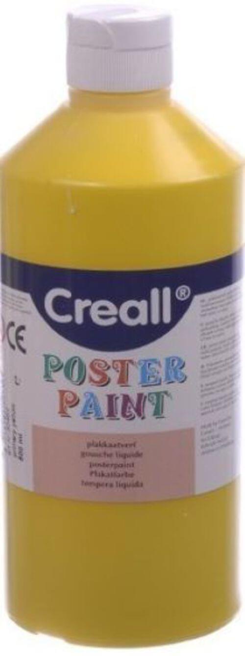 Creall Poster Paint - Light Yellow
