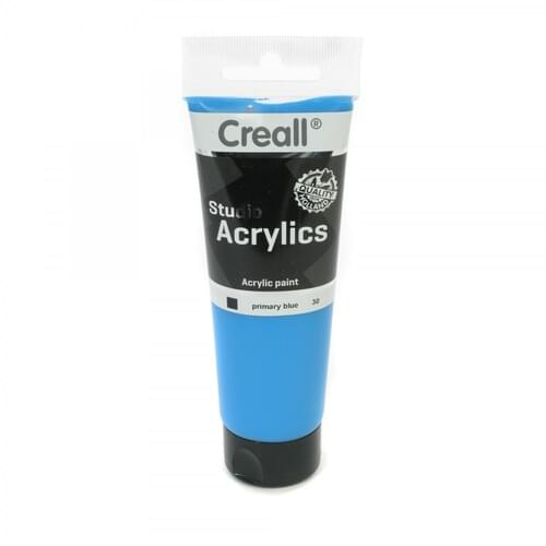 Creall Studio Acrylic 120ml - Primary Blue