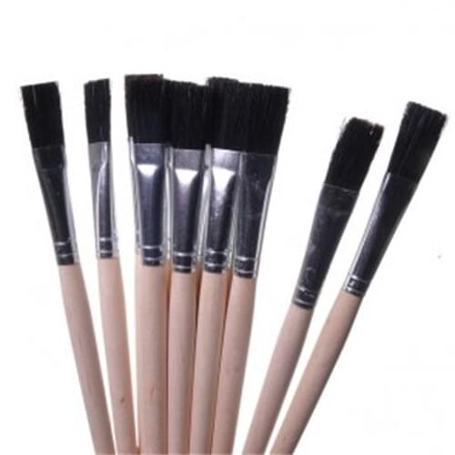 Paste Brush Flat tip 175mm - 10 pack