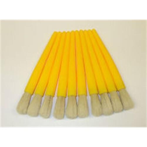 Junior Chubby Brush 10 Pack - Orange