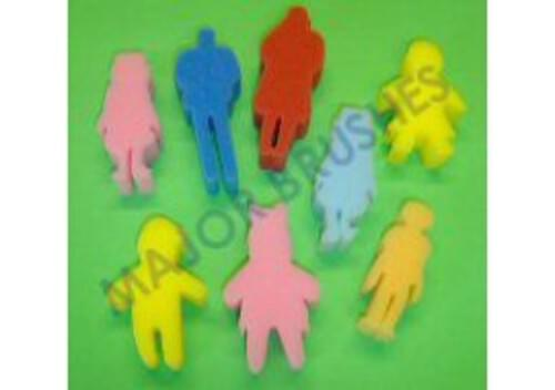 People Sponges - Set of Eight