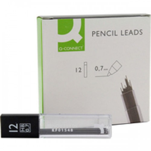 Pencil Lead Medium 0.7mm Pk144