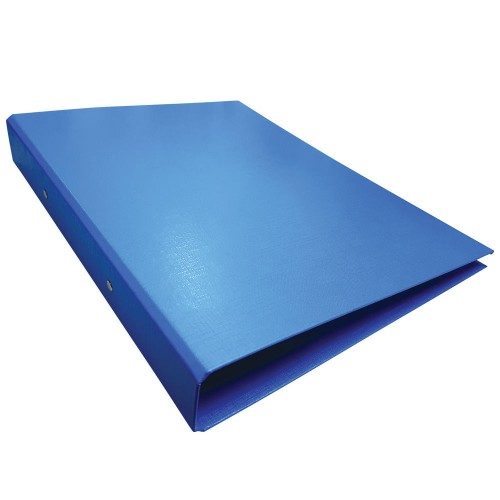 Ring Binder A4 2-Ring Blue Pk10