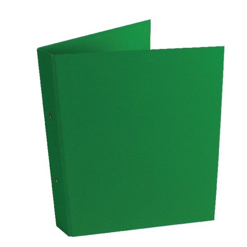 Ring Binder Green A4 2Ring Pk10